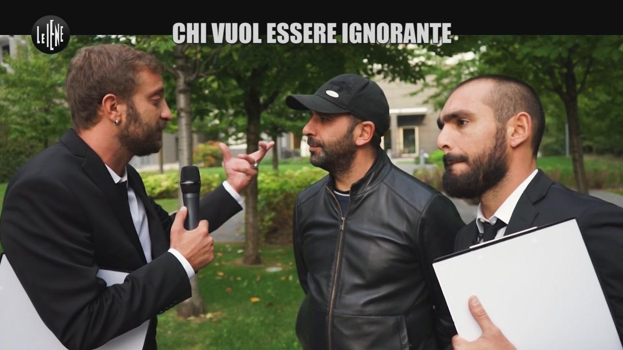 CORTI E ONNIS: Chi vuol essere ignorante