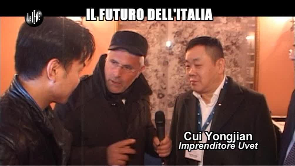 LUCCI: Il futuro dell'Italia