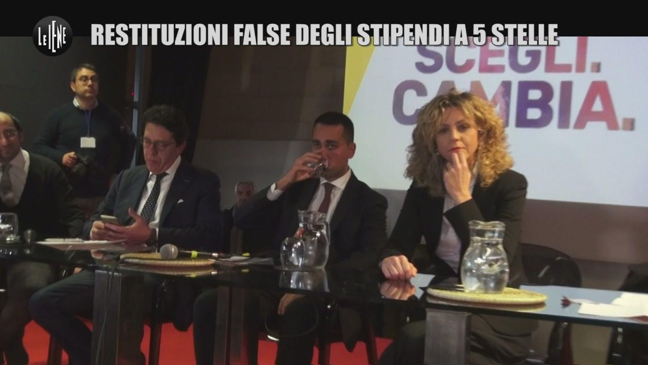 ROMA: Restituzioni false degli stipendi a 5 Stelle