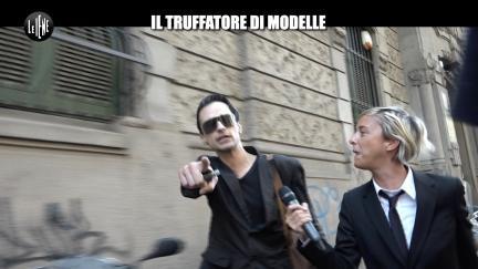 TOFFA: Il truffatore di modelle