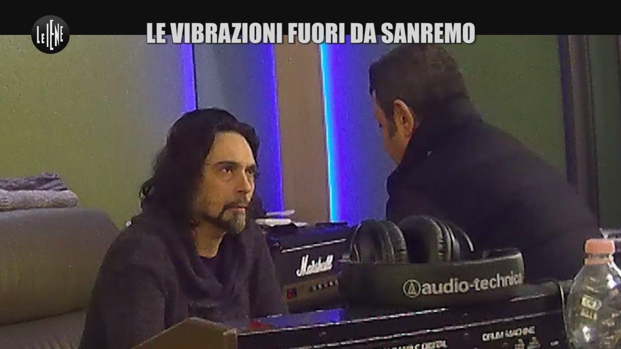 GAZZARRINI: Le Vibrazioni fuori da Sanremo