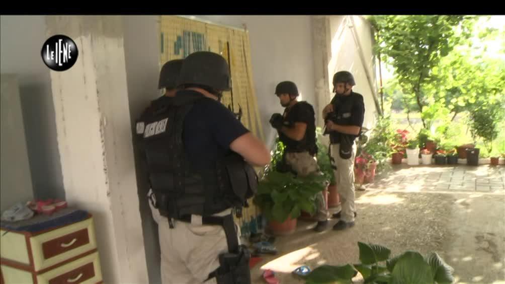 PELAZZA: La guerra ai narcotrafficanti albanesi