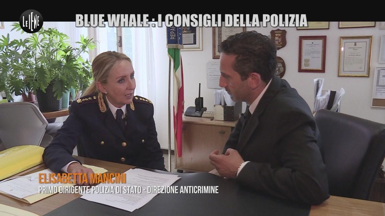 VIVIANI: Blue Whale: i consigli della Polizia