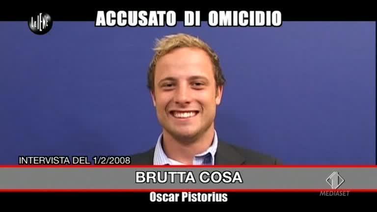 INTERVISTA: Oscar Pistorius