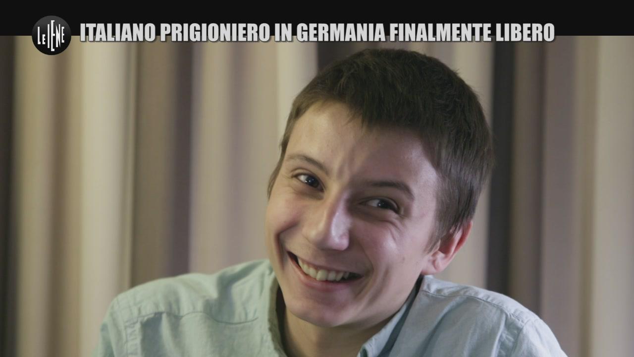 TOFFA: Italiano prigioniero in Germania finalmente libero