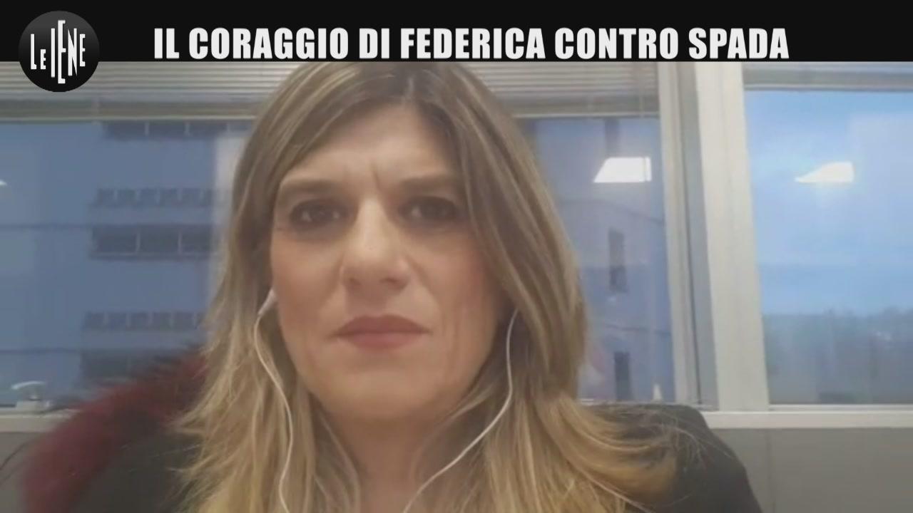 Il coraggio di Federica Angeli contro le minacce di Spada