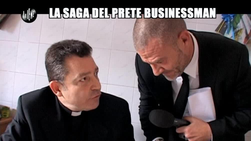 GOLIA: La saga del prete businessman