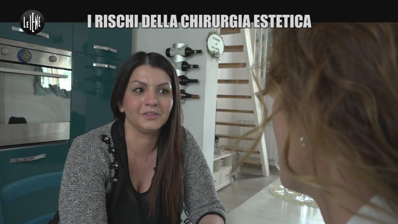 NINA:I rischi della chirurgia estetica