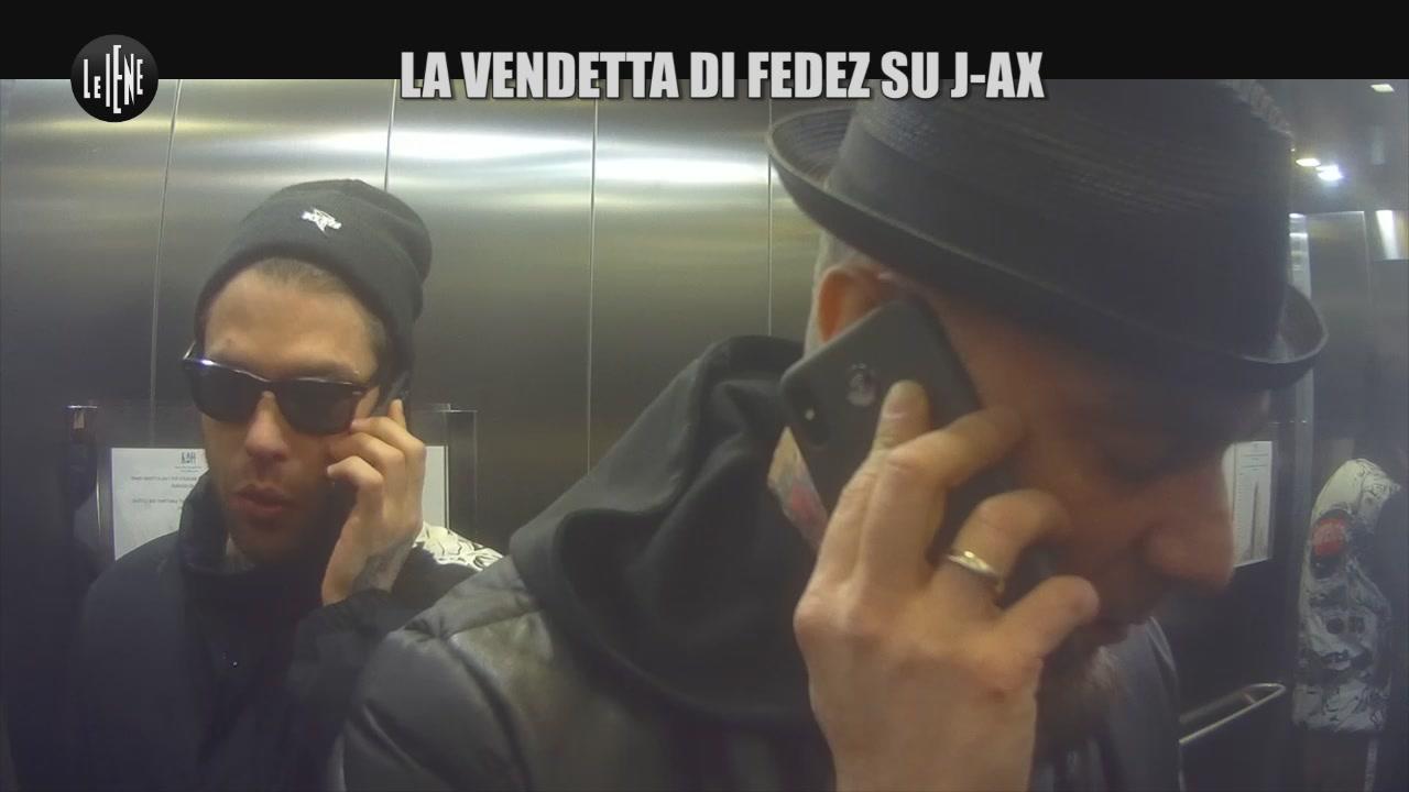 La vendetta di Fedez su J-Ax