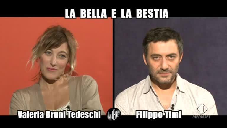 INTERVISTA: Valeria Bruni Tedeschi vs Filippo Timi