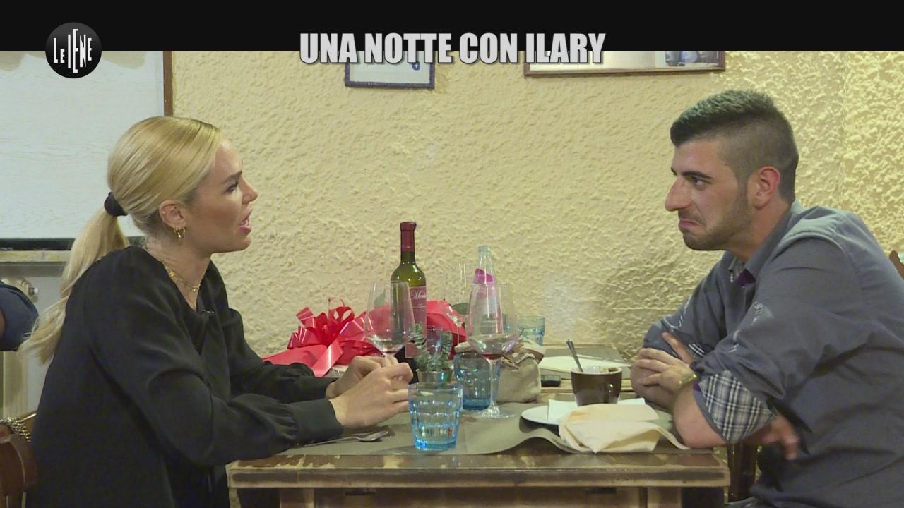 BLASI: Una notte con Ilary