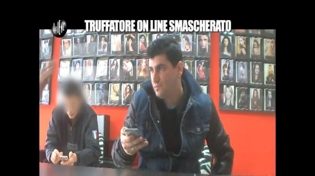 RUGGERI: Truffatore on line smascherato