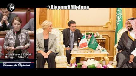GIARRUSSO: L'Italia ha le mani sporche di sangue