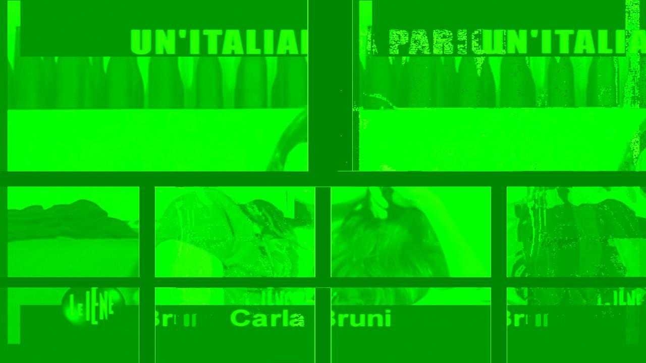 SARNO: Carla Bruni