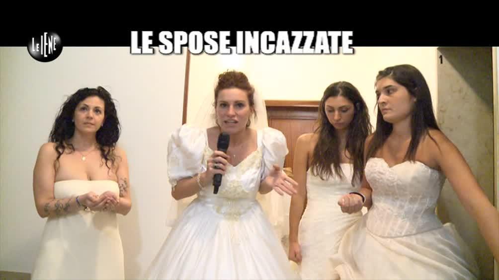 RUGGERI: Le spose incazzate