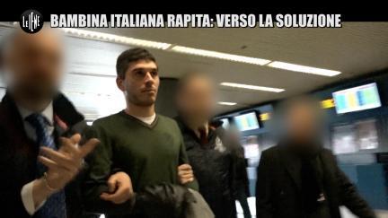 MAISANO: Bambina italiana rapita: verso la soluzione