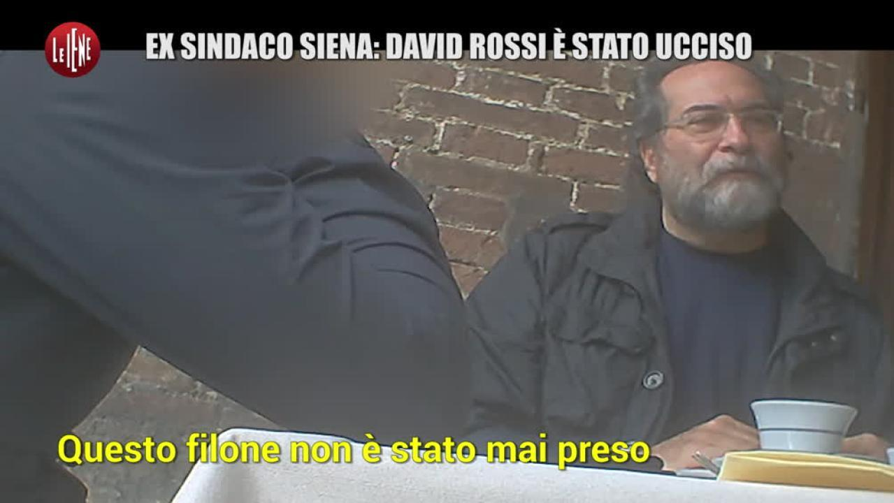 MONTELEONE: Morte David Rossi: ex sindaco fa rivelazioni shock