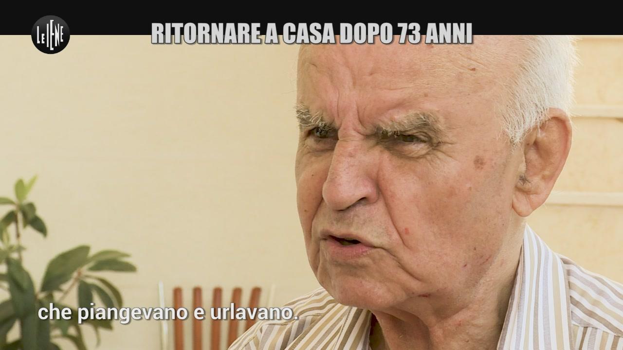 PECORARO: Ritornare a casa dopo 73 anni