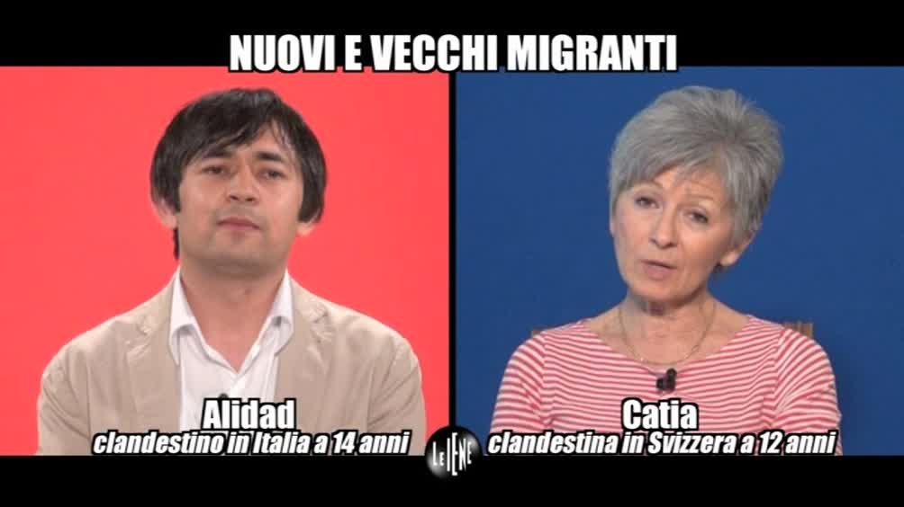 INTERVISTA: Nuovi e vecchi migranti