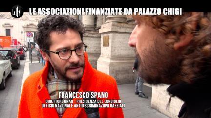 ROMA: Orge e prostituzione e Palazzo Chigi paga?