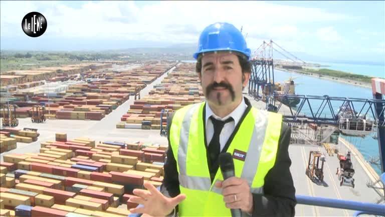 PELAZZA: Un porto controllato dalla 'ndrangheta