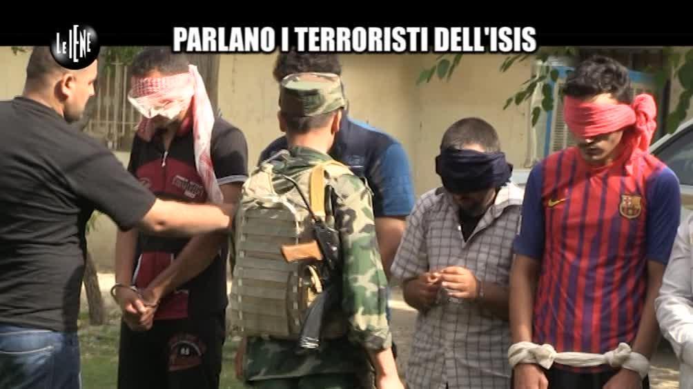 MAISANO: Parlano i terroristi dell'ISIS