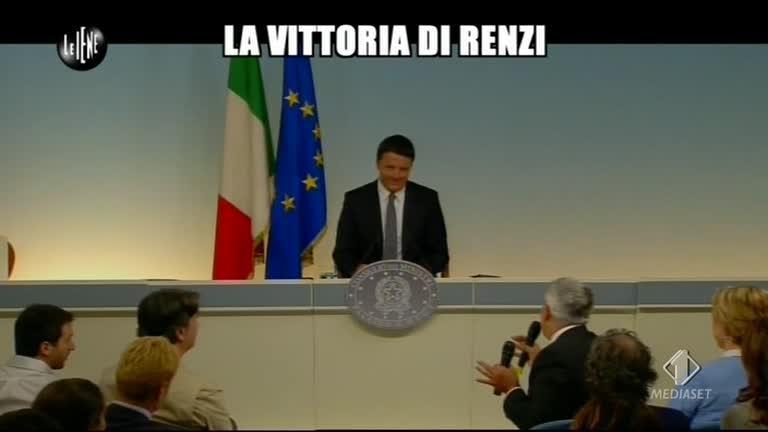 LUCCI: La vittoria di Renzi