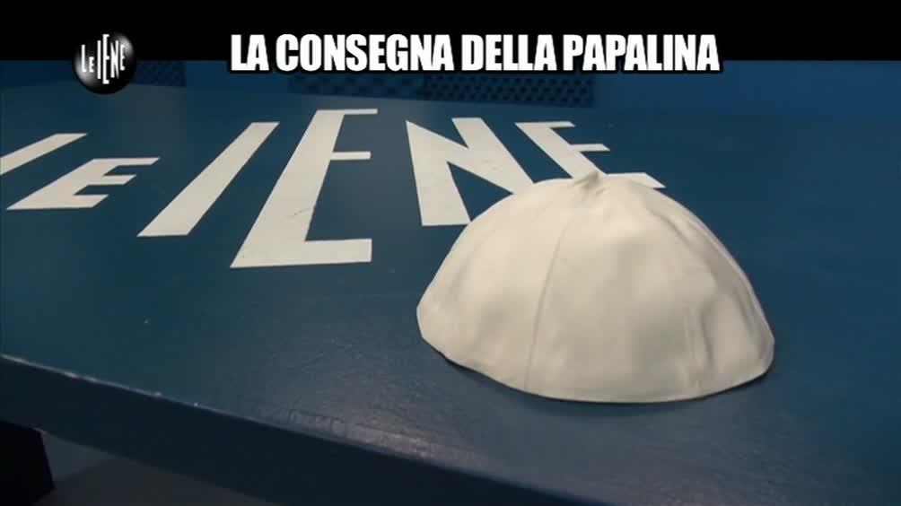 CAVADI: La consegna della papalina
