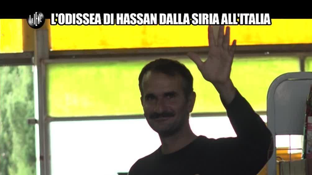 PECORARO: L'odissea di Hassan dalla Siria all'Italia