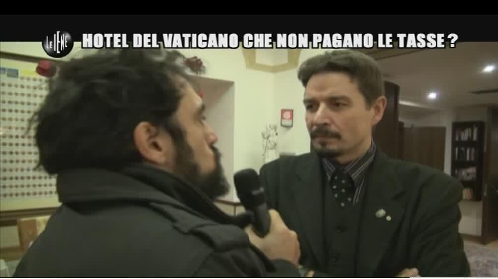 GIARRUSSO: Hotel del Vaticano che non pagano le tasse
