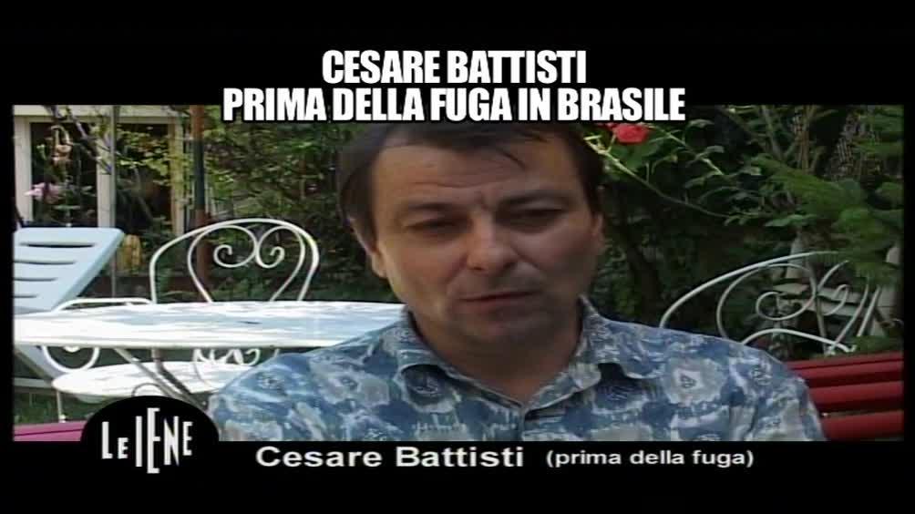 INTERVISTA: Cesare Battisti