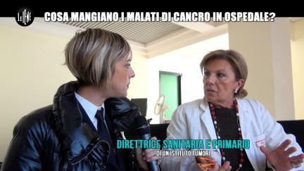 TOFFA: Cosa e come deve mangiare chi ha il cancro?