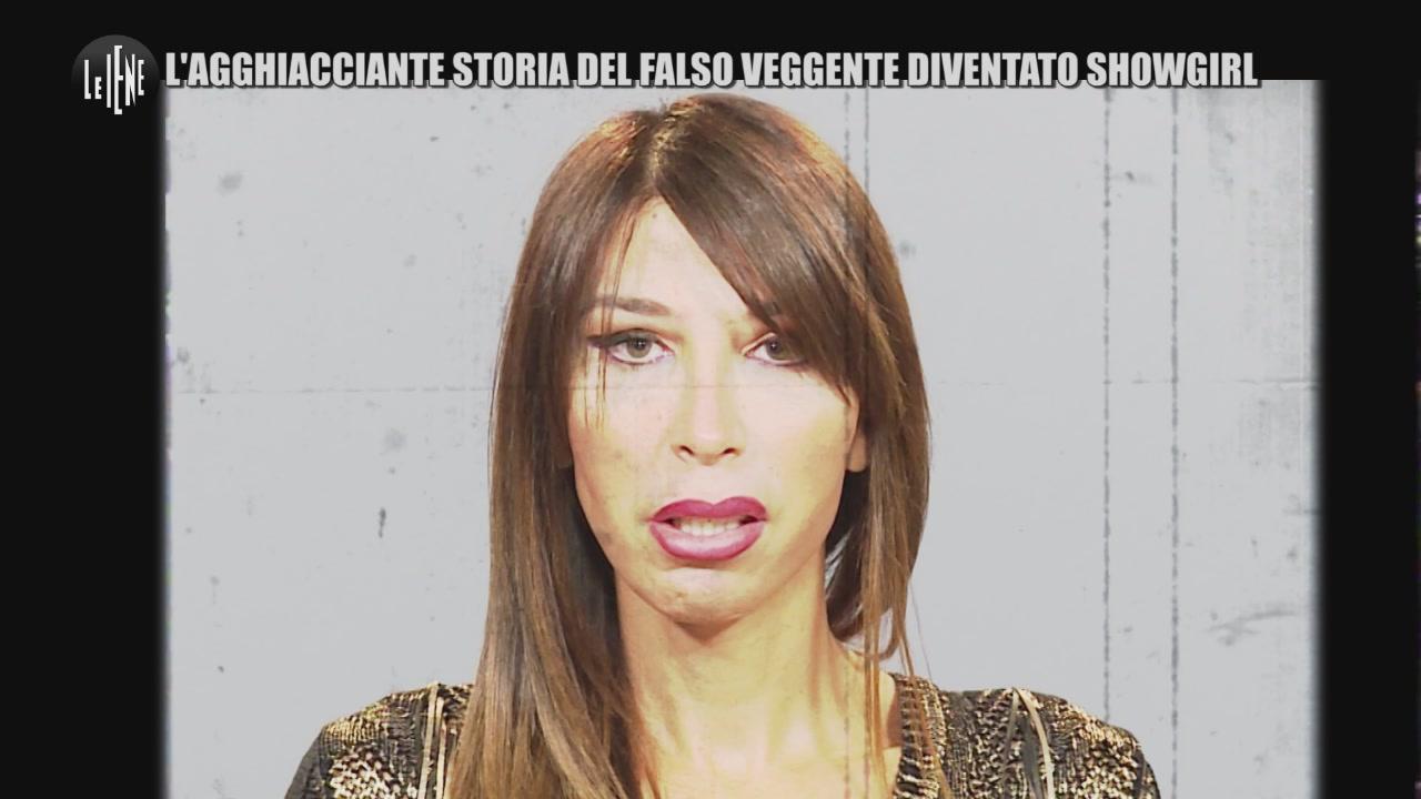 RUGGERI: L'agghiacciante storia del falso veggente diventato showgirl