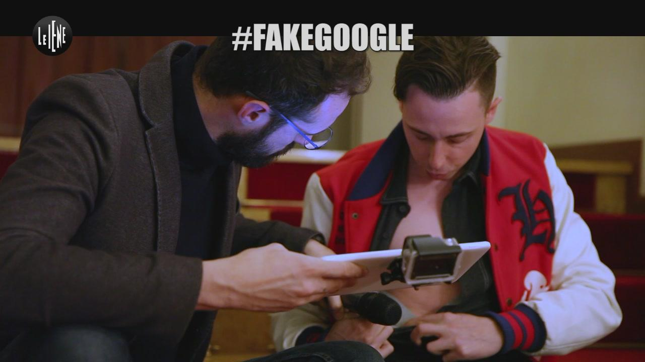 BELLO: #fakegoogle