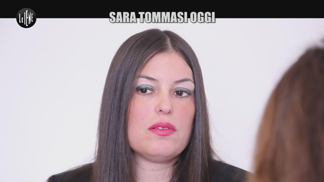 NINA: Sara Tommasi oggi
