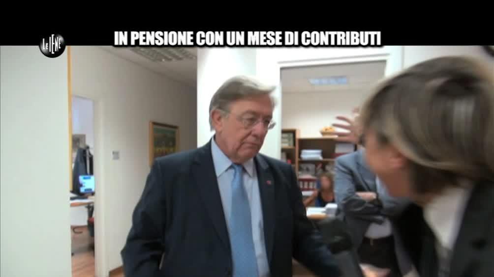TOFFA: In pensione con un mese di contributi