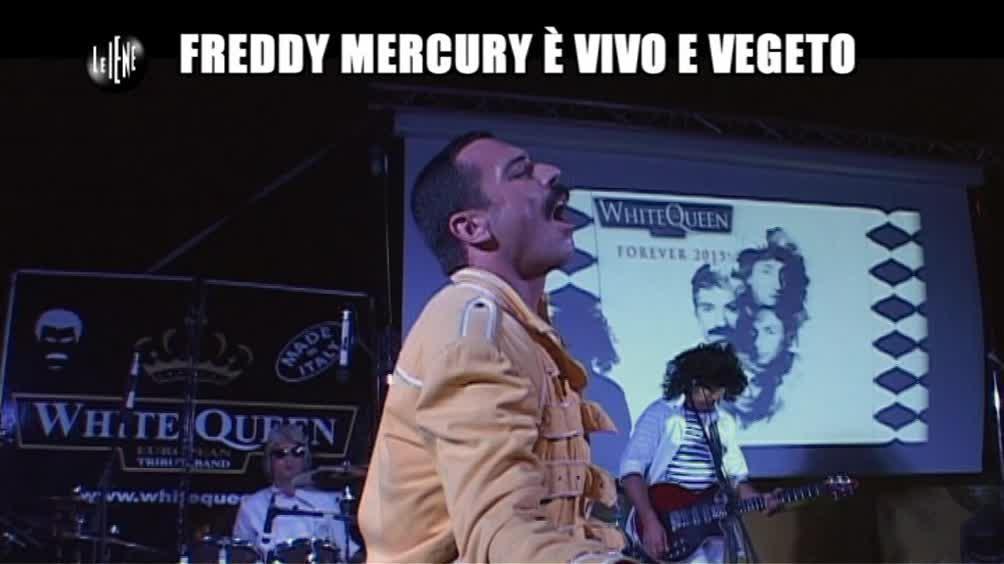 LUCCI: Freddy Mercury è vivo e vegeto