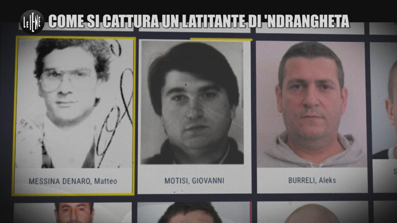 GOLIA: Come si cattura un latitante di 'ndrangheta