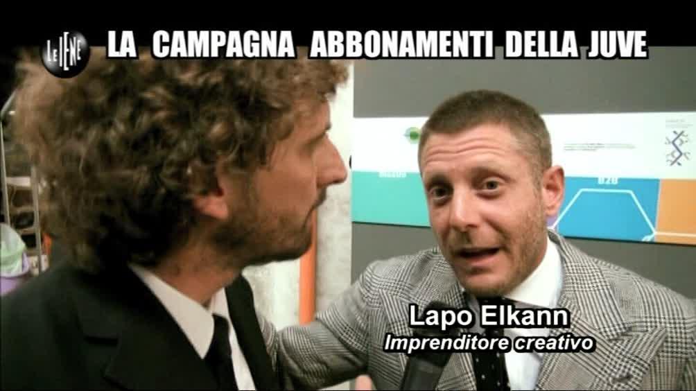 ROMA: La Juve e la campagna copiata?