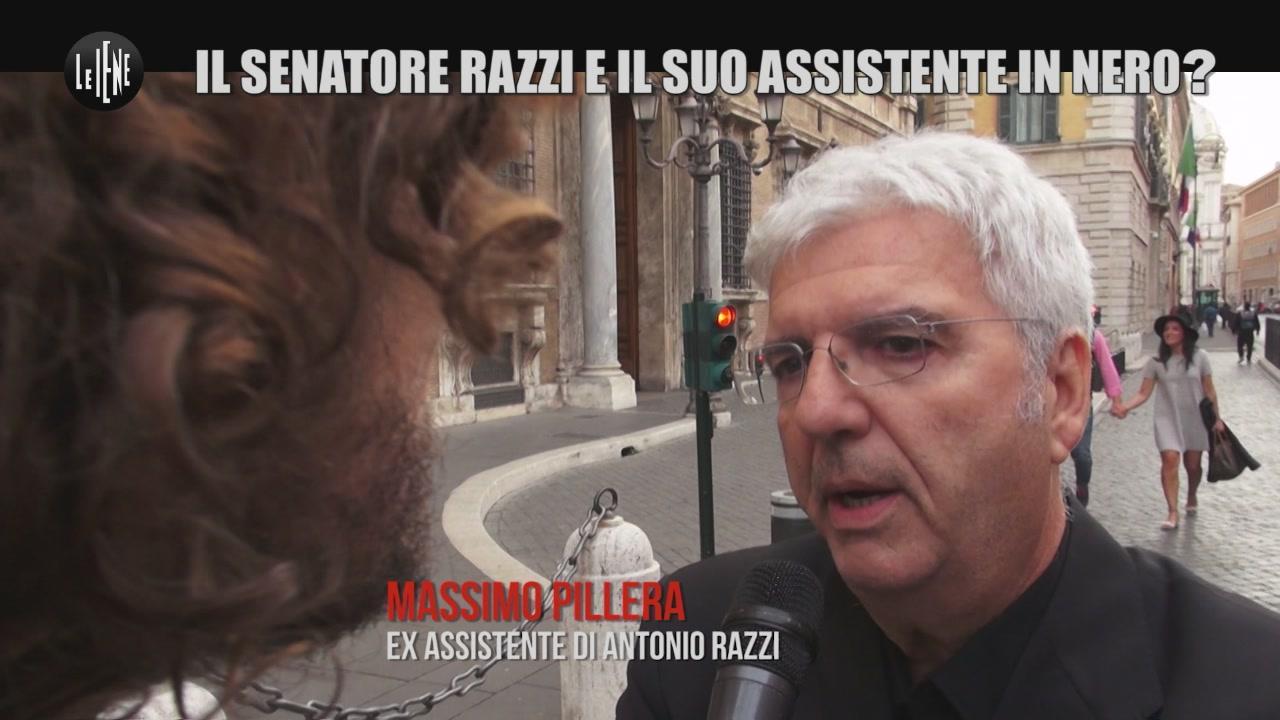 ROMA: Brogli alle elezioni: le confidenze del Senatore Razzi