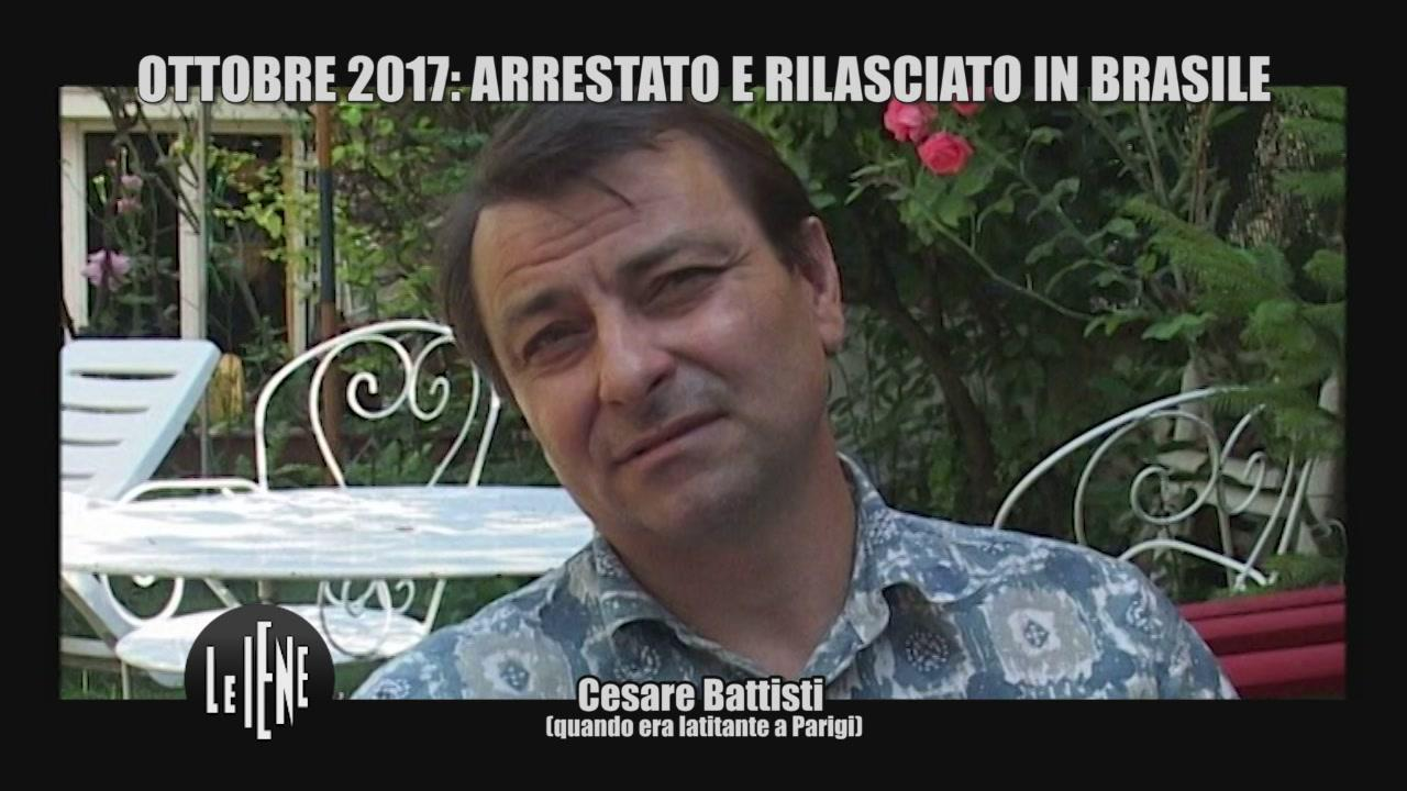 INTERVISTA: Cesare Battisti