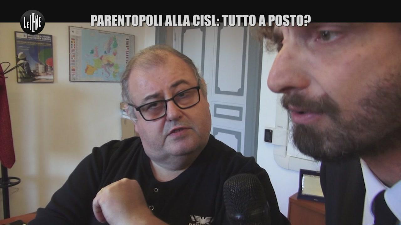 ROMA: Parentopoli alla CISL: tutto a posto?