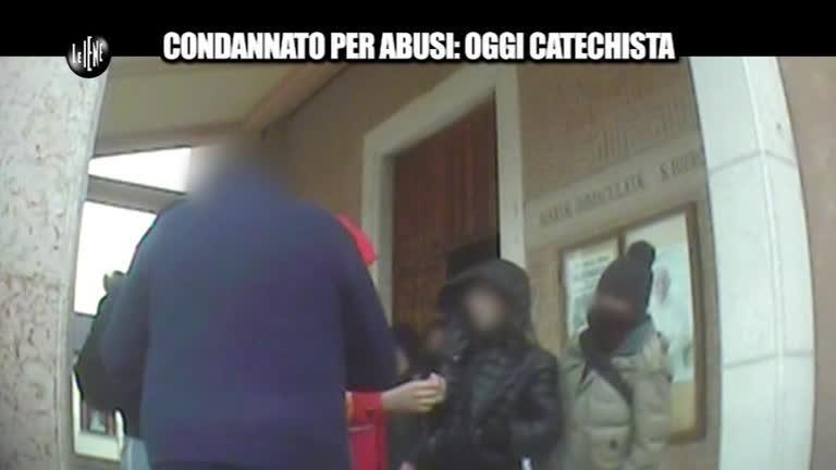 TRINCIA: Condannato per abusi: oggi catechista