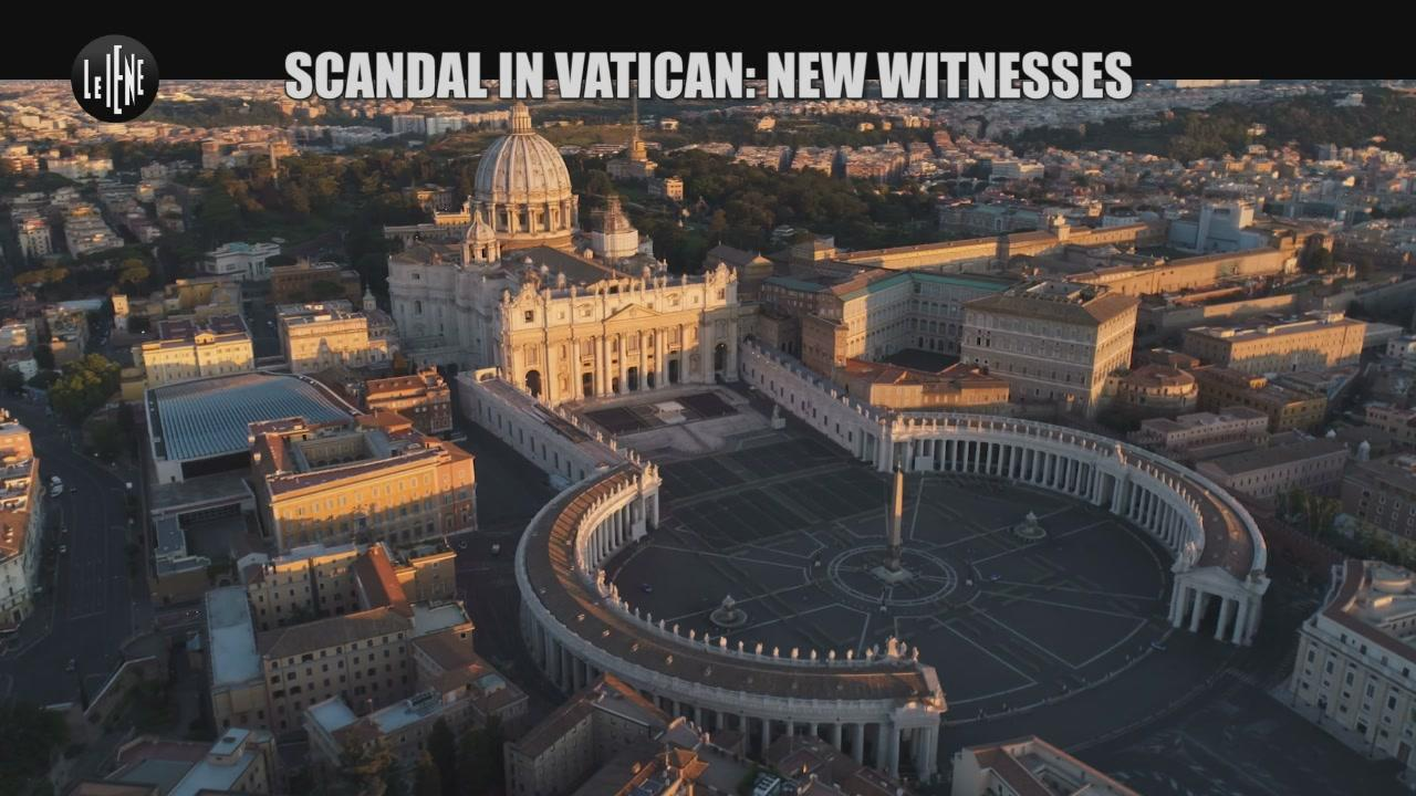 PECORARO: Scandal in Vatican: new witnesses