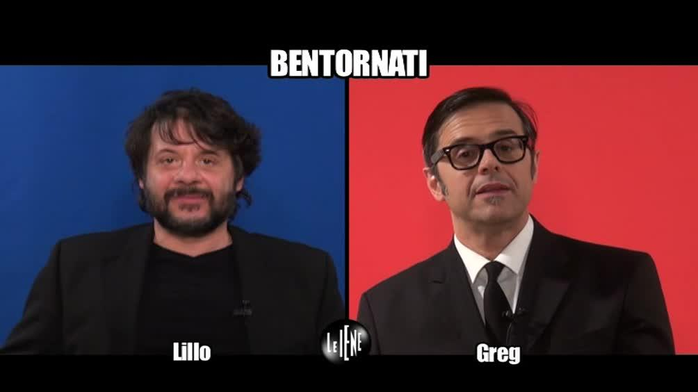 INTERVISTA: Lillo e Greg
