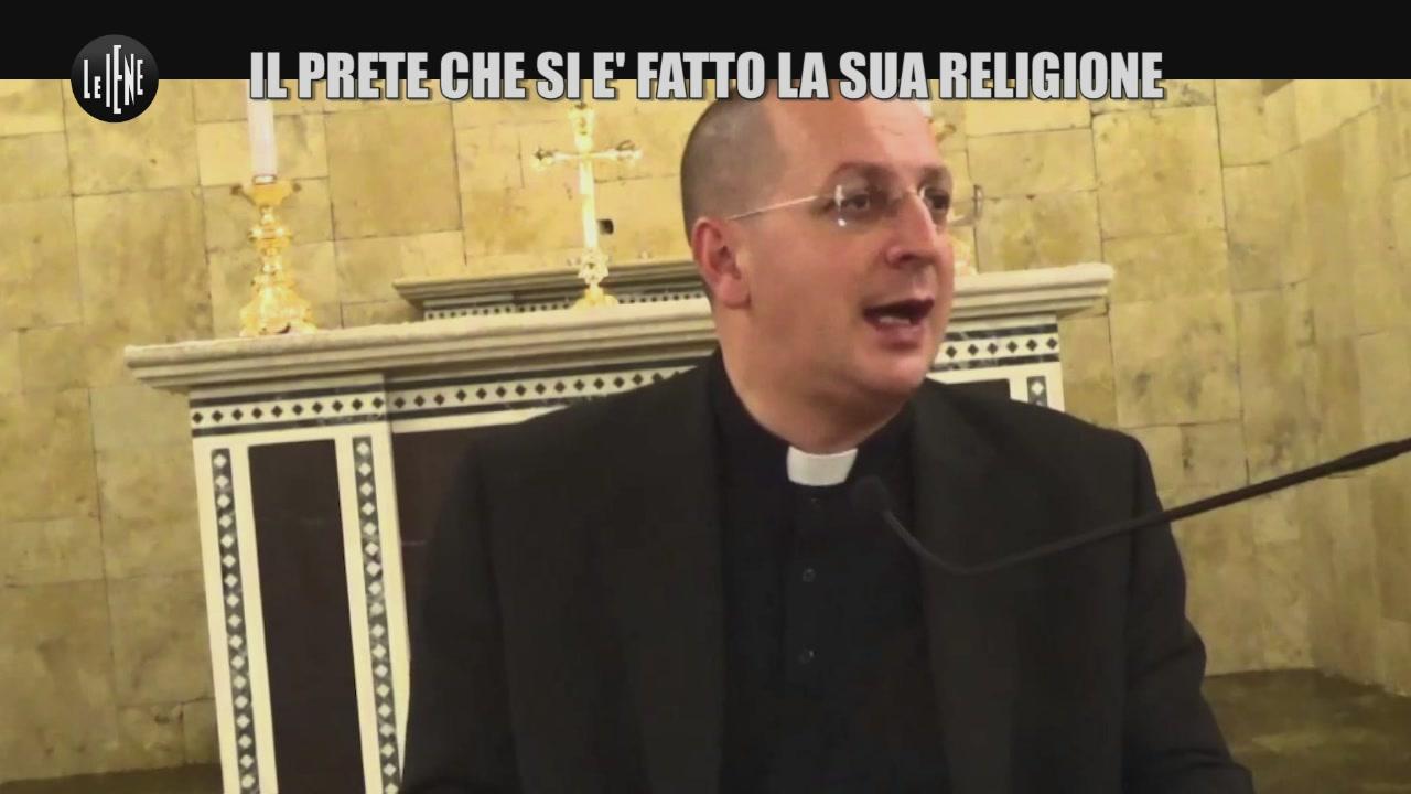 PASCA: Il prete che si è fatto la sua religione