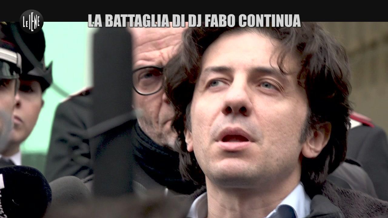 GOLIA: La battaglia di DJ Fabio continua