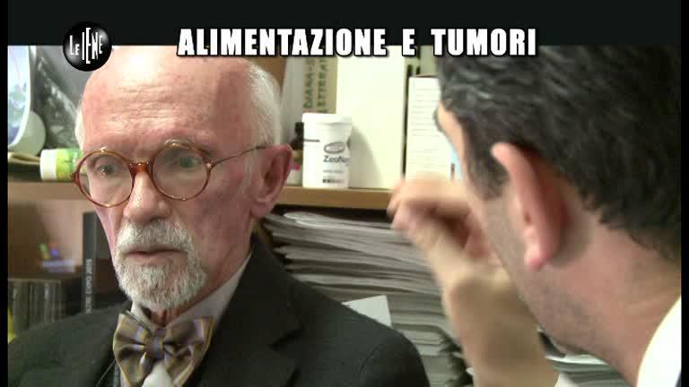 VIVIANI: Alimentazione e tumori