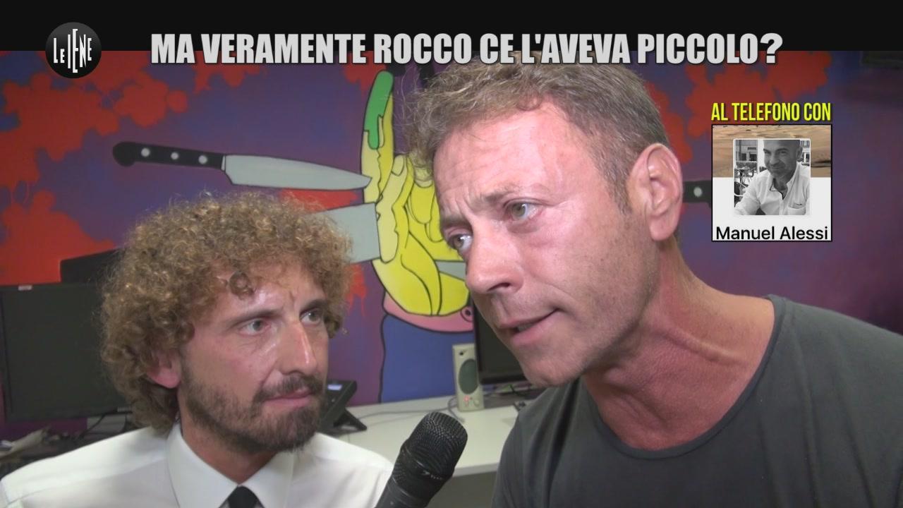 ROMA: Ma veramente Rocco ce l'aveva piccolo?