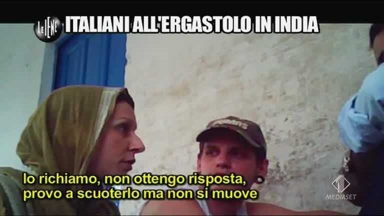 TRINCIA: Italiani condannati all'ergastolo